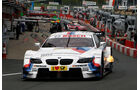 Martin Tomczyk BMW DTM Brands Hatch 2012