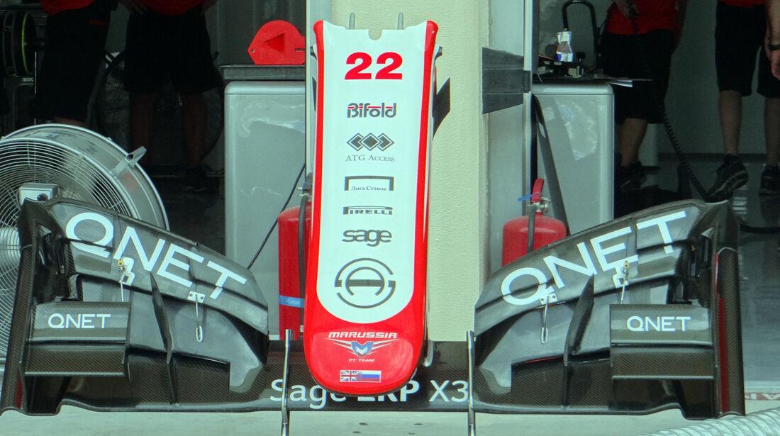 Marussia - Formel 1 - GP Bahrain - 18. April 2013