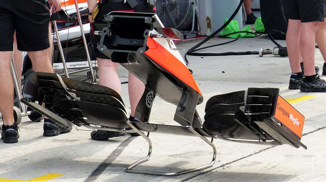 Marussia - Formel 1 - GP Malaysia - Sepang - 29. März 2014