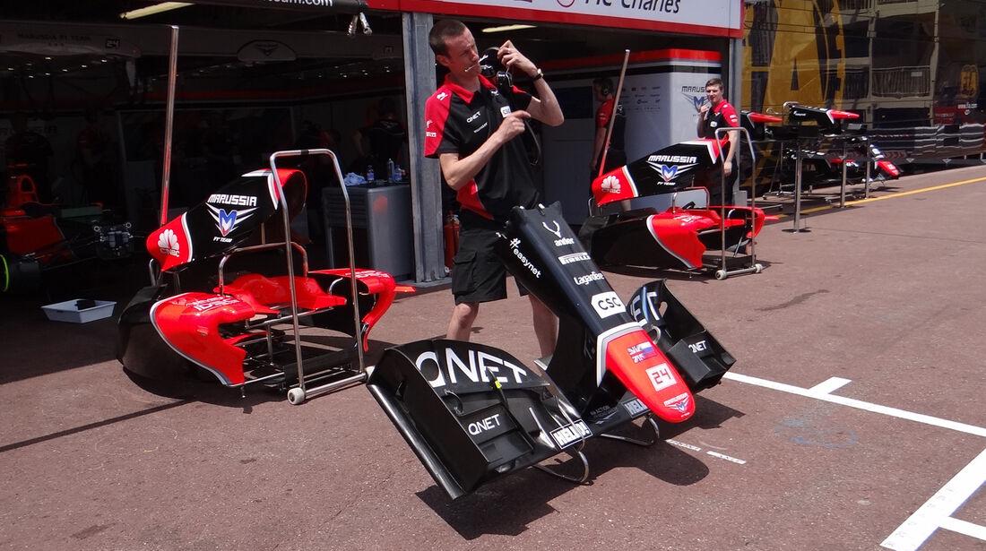 Marussia - Formel 1 - GP Monaco - 24. Mai 2012