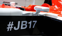 Marussia - Formel 1 - GP Russland - 10. Oktober 2014