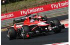 Marussia - Formel 1 - GP Ungarn 2013