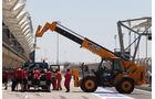 Marussia - Formel 1 - Test 1 - GP Bahrain 2014