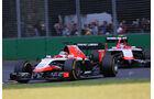 Marussia - GP Australien 2014