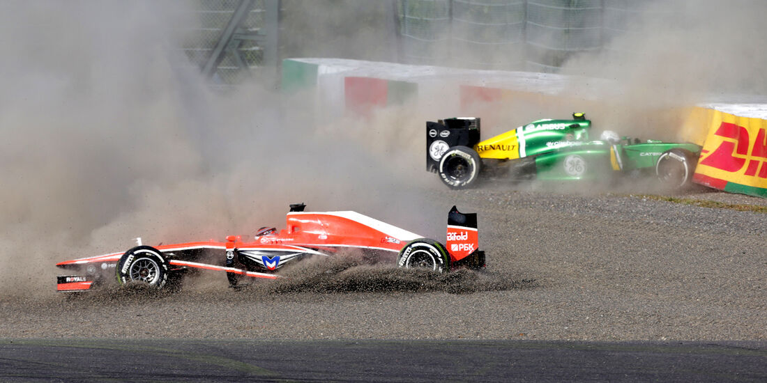 Marussia - GP Japan 2013