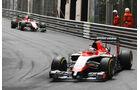 Marussia - GP Monaco 2014