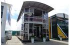Marussia - Motorhomes - GP England 2014