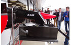 Marussia Nase 2012