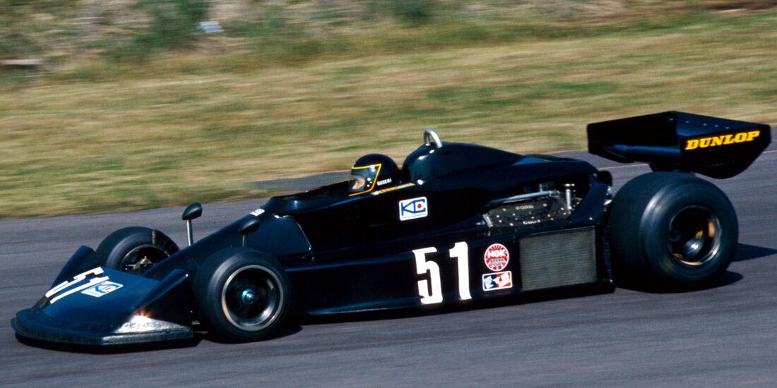 Masahiro Hasemi - Kojima - GP Japan 1976
