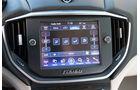 Maserati Ghibli Diesel, Bildschirm