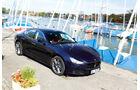 Maserati Ghibli S Q4, Seitenansicht