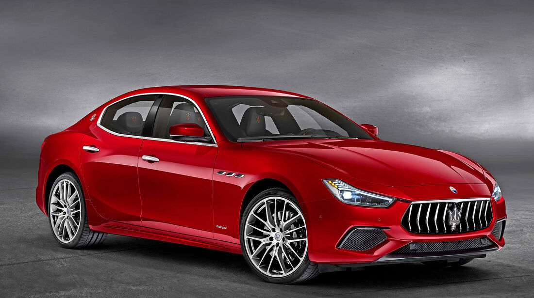 Maserati Ghibli - Serie - Limousinen bis 75000 Euro - sport auto Award 2019