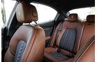 Maserati Gibli, Interieur