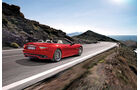 Maserati Gran Cabrio Sport, Seitenansicht, Verdeck offen