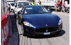 Maserati Gran Coupé - Car Spotting - Formel 1 - GP Monaco - 24. Mai 2013