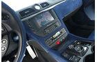 Maserati Gran Turismo MC Stradale, Mittelkonsole