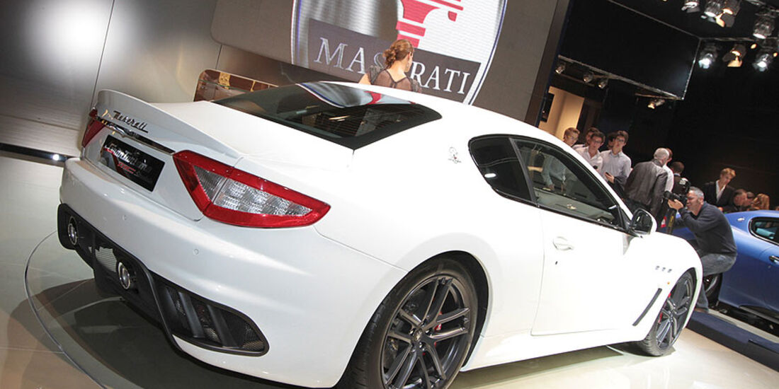 Maserati MC Stradale Paris 2010