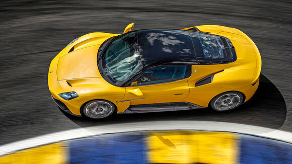 Maserati MC20, Exterieur