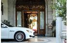 Maserati Quattroporte, Detail