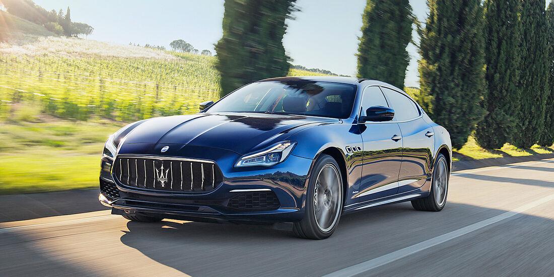 Maserati Quattroporte S Q4 - Serie - Limousinen ueber 100000 Euro - sport auto Award 2019