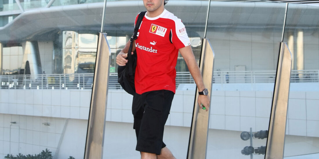 Massa - Pirelli Test