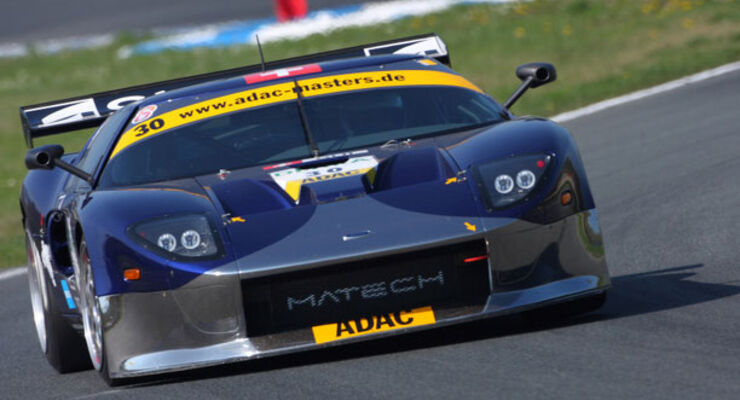 Matech GT Racing Ford GT
