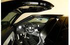 Matechsports-Ford GT, Fahrersitz, Cockpit