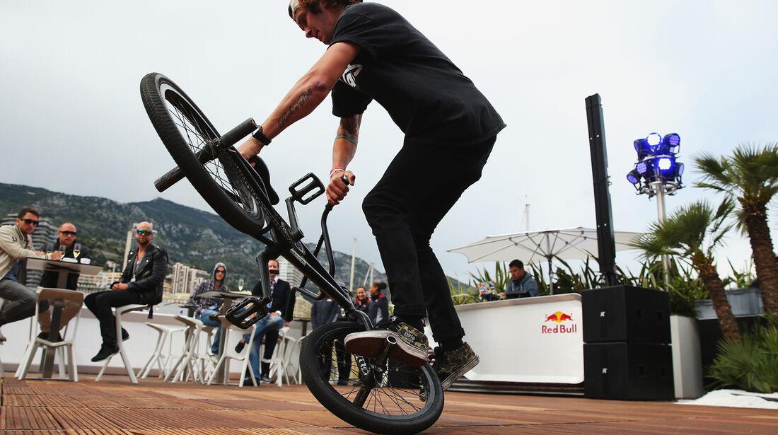 Matthias Dandois - GP Monaco 2013 - VIPs & Promis