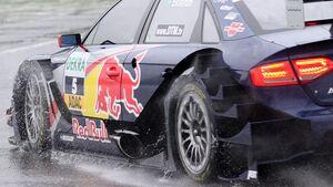 Matthias Ekström in seinem DTM-Audi