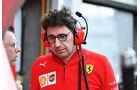 Mattia Binotto - Ferrari - GP Belgien - Spa-Francorchamps - 24. August 2018