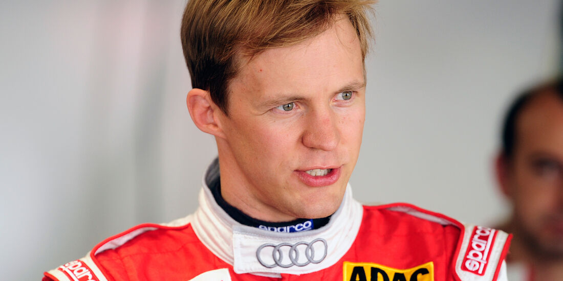 Mattias Ekström 2011