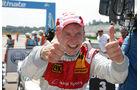 Mattias Ekström - SIeger des DTM Rennens in Valencia
