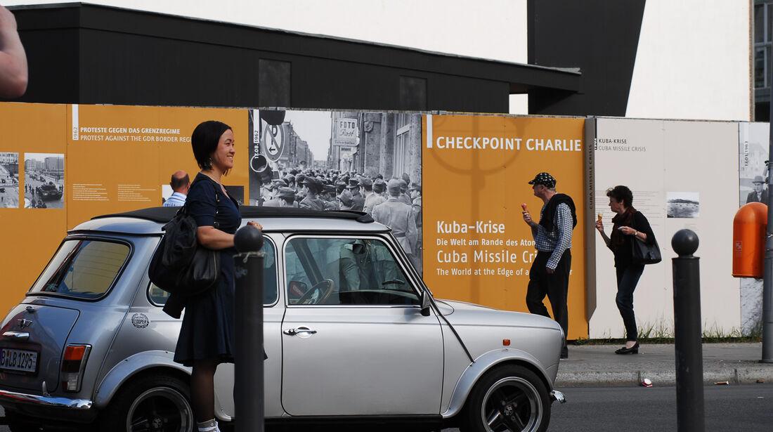 Mauermuseum, Haus am Checkpoint Charlie