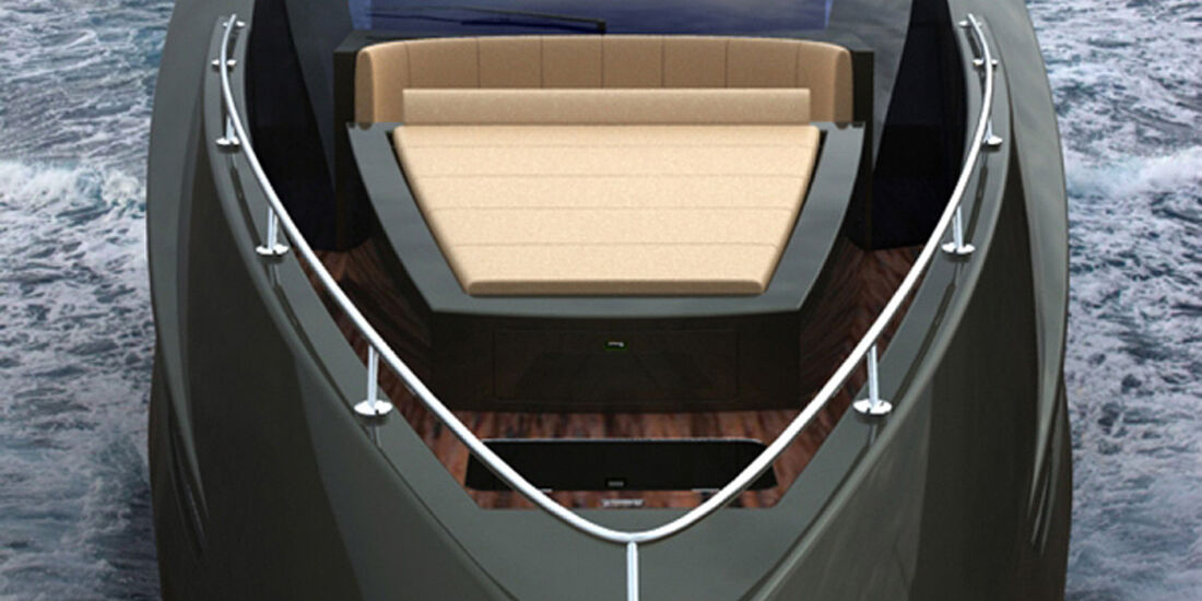 Mauro Lecchi Yacht Concept, Yacht, Sportboot