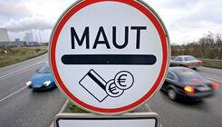 Pkw-Maut in Deutschland kommt