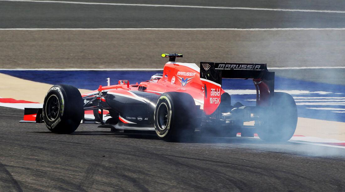 Max Chilton - Formel 1 - 2013
