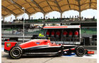 Max Chilton - GP Malaysia 2014