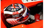 Max Chilton - Jules Bianchi-Tribute - GP Russland 2014