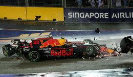 Max Verstappen - GP Singapur 2017