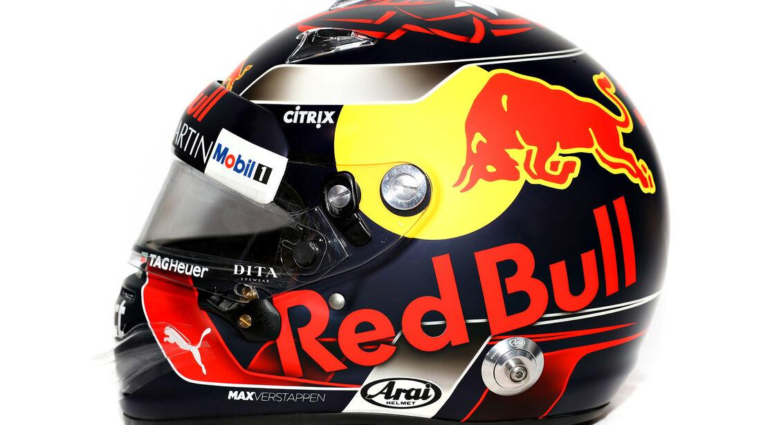 Max Verstappen - Helm - F1 - 2018