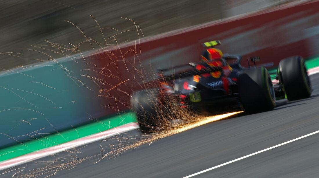 Max Verstappen - Red Bull - Formel 1 - GP Spanien - Barcelona - 11. Mai 2018