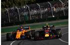 Max Verstappen - Red Bull - GP Australien 2018 - Melbourne - Rennen
