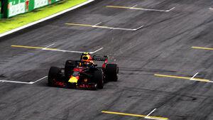 Max Verstappen - Red Bull - GP Brasilien 2018 - Qualifying
