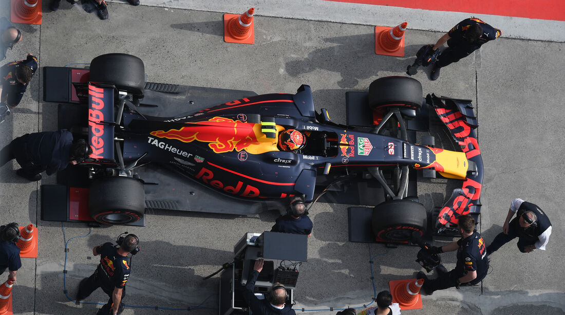 Max Verstappen - Red Bull -  GP China 2017 - Qualifying - 8.4.2017