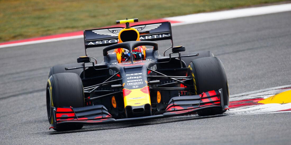 Max Verstappen - Red Bull - GP China - Shanghai - Formel 1 - Freitag - 12.4.2019