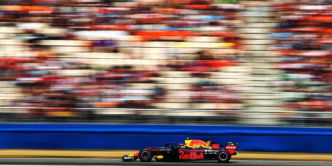 Max Verstappen - Red Bull - GP Deutschland 2018 - Hockenheim - Qualifying - Formel 1 - Samstag - 21.7.2018