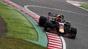 Max Verstappen - Red Bull - GP Japan 2018 - Suzuka - Qualifying