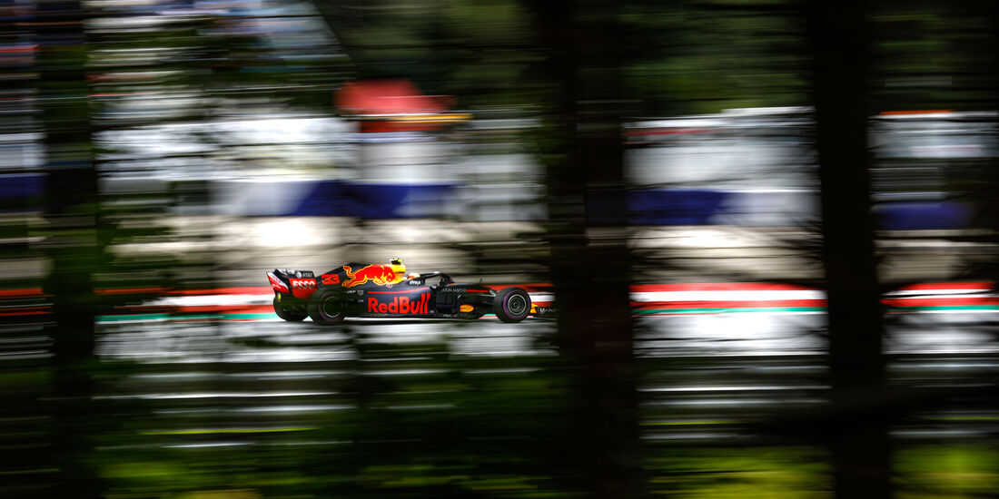 Max Verstappen - Red Bull - GP Österreich 2018