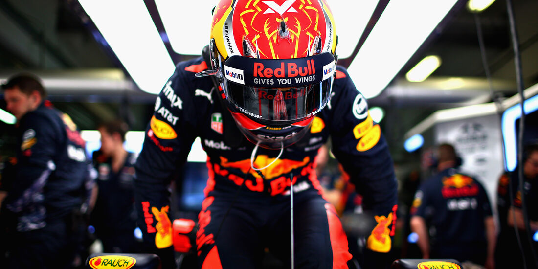 Max Verstappen - Red Bull - GP Russland - Sotschi  - Formel 1 - 28. April 2017