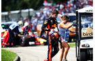 Max Verstappen - Red Bull - GP Ungarn 2018 - Budapest - Rennen